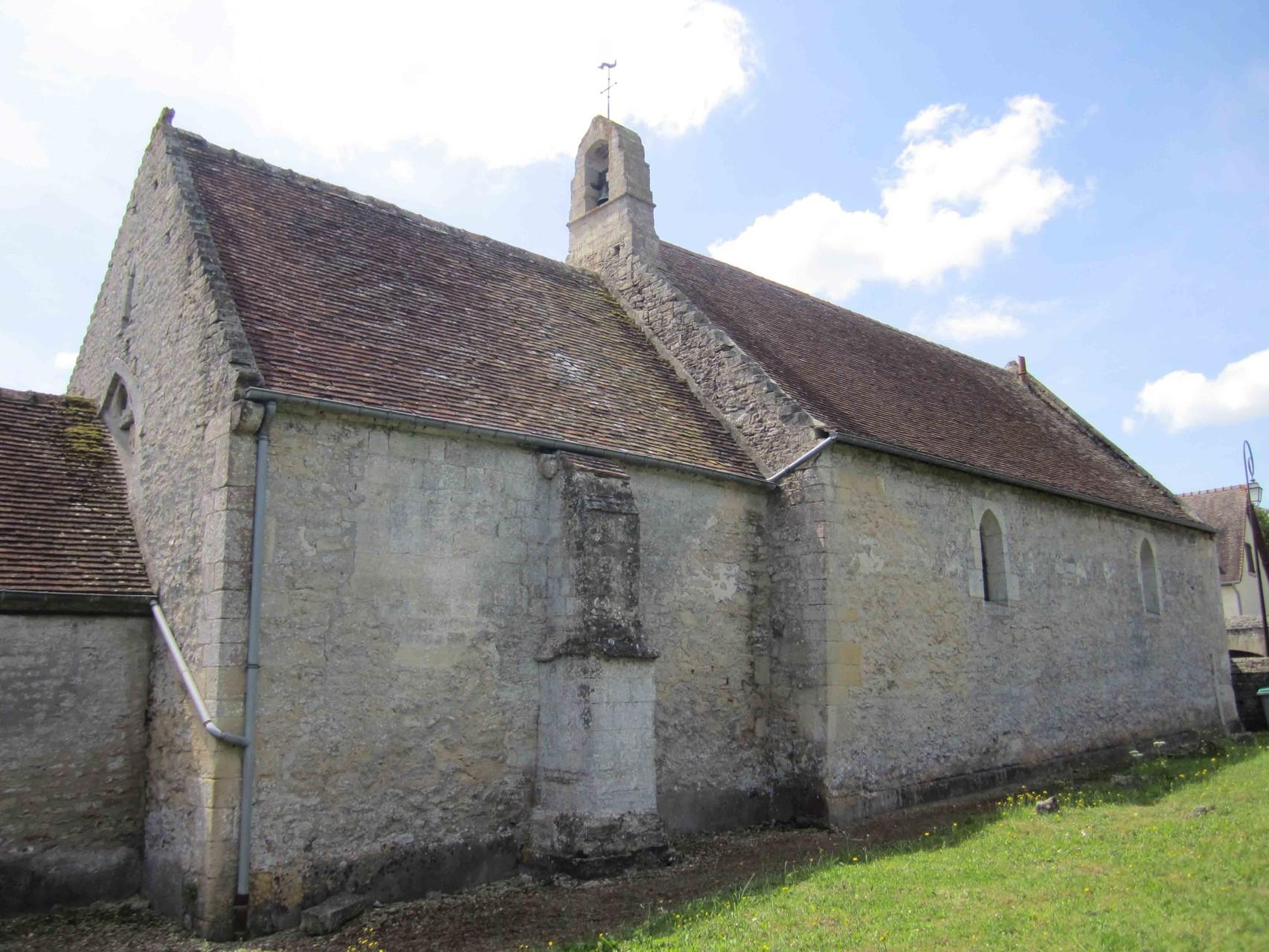 Chapelle de Moulineaux