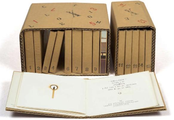 ColleXtion 1 & ColleXtion Suite, Antwerp: Guy Schraenen éditeur 1975-1977, special edition