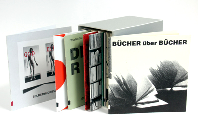 """Slipcase """"A Museum within a Museum"""", Museum Weserburg Bremen, Guy Schraenen Catalogues"""