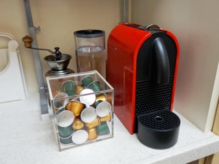 我が家のコーヒーメーカー