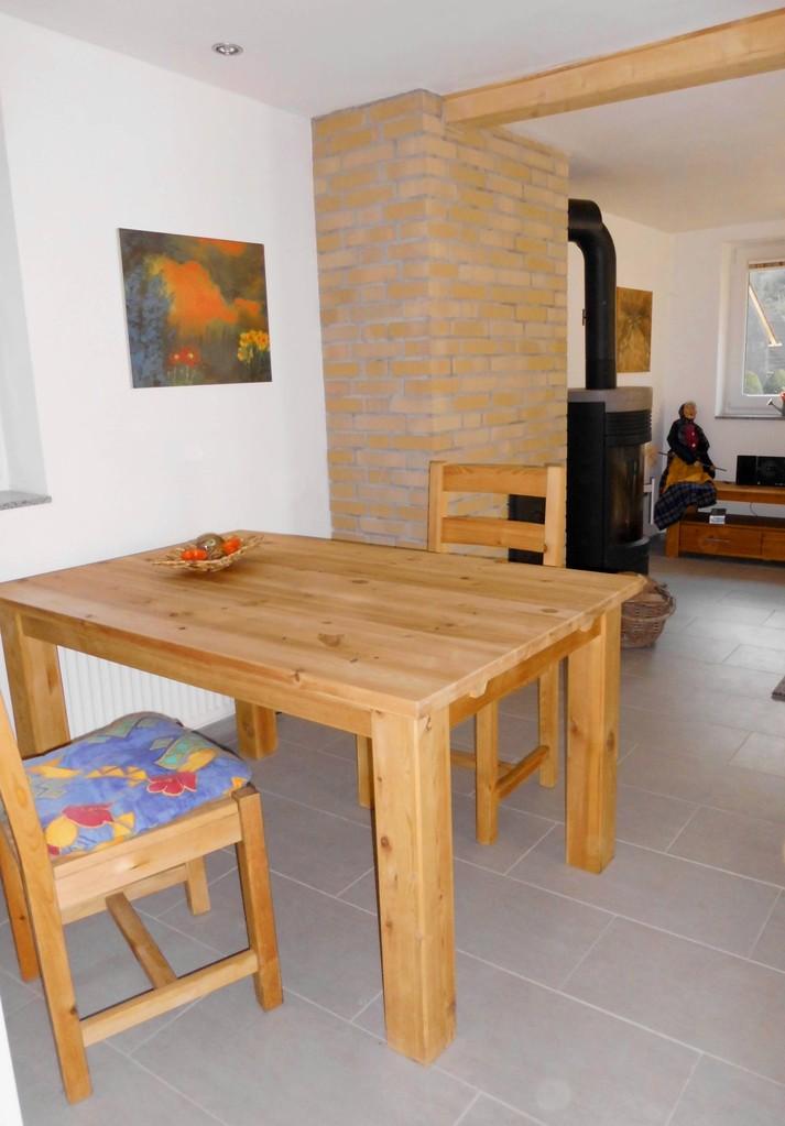 Erdgeschoss - Essecke