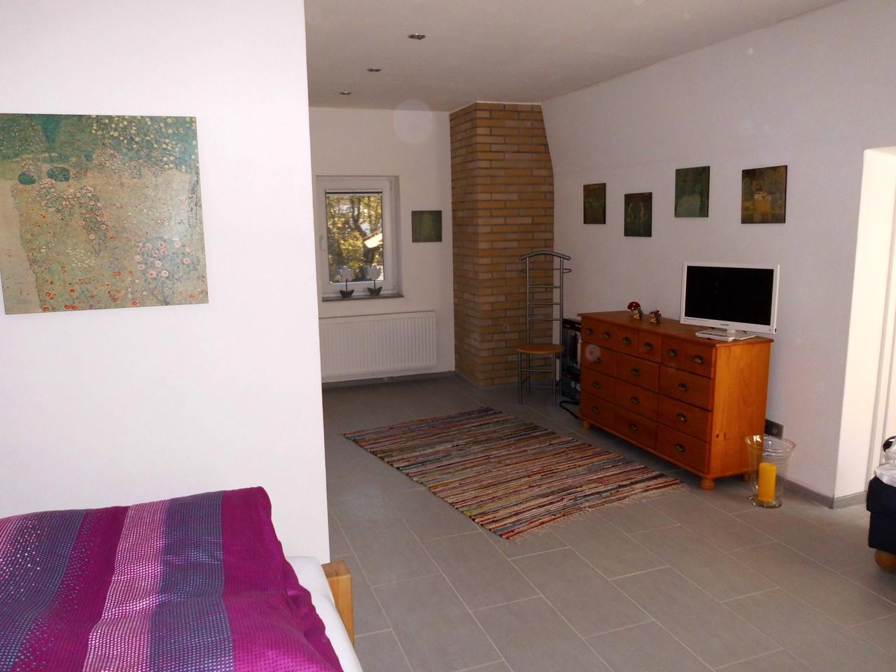 Obergeschoss - Galerie - Schlafbereich