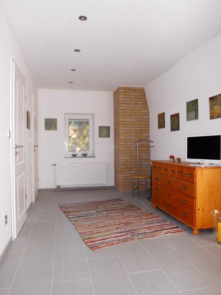 Obergeschoss - Galerie - Schlafbereich / Begehbarer Kleiderschrank