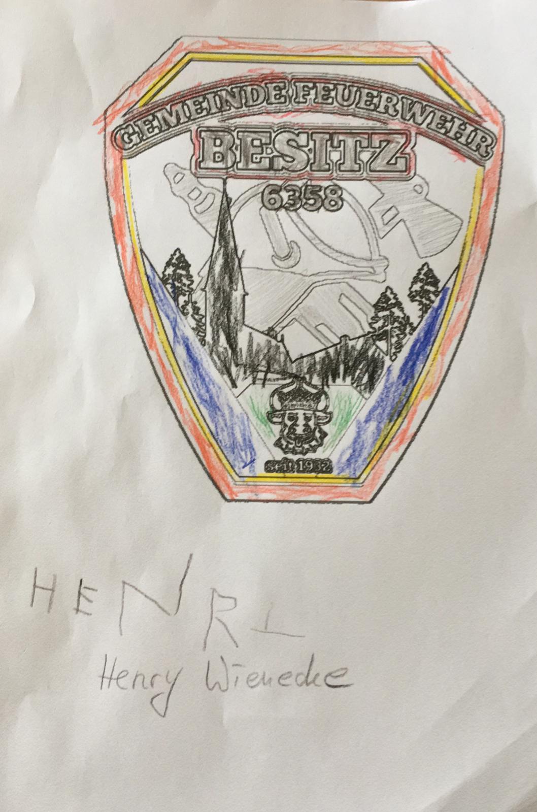 Einsendung von Henry