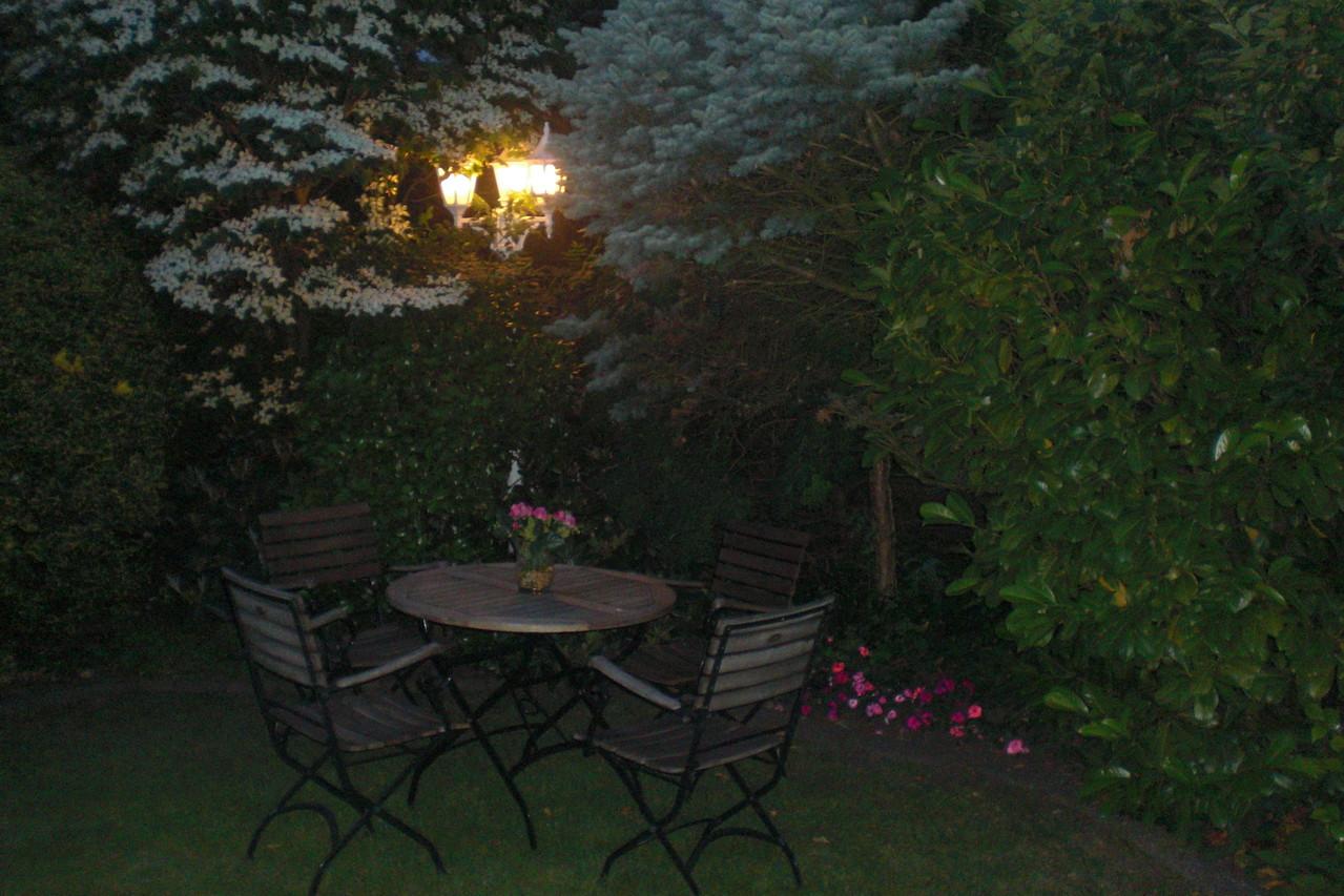 stimmungsvoller Sommerabend