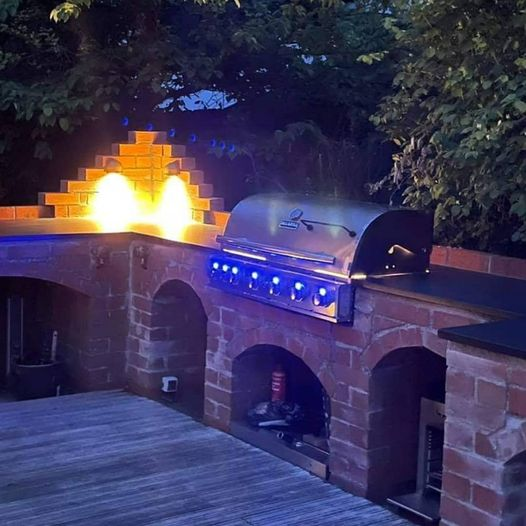 All´Grill Chef XL Built In