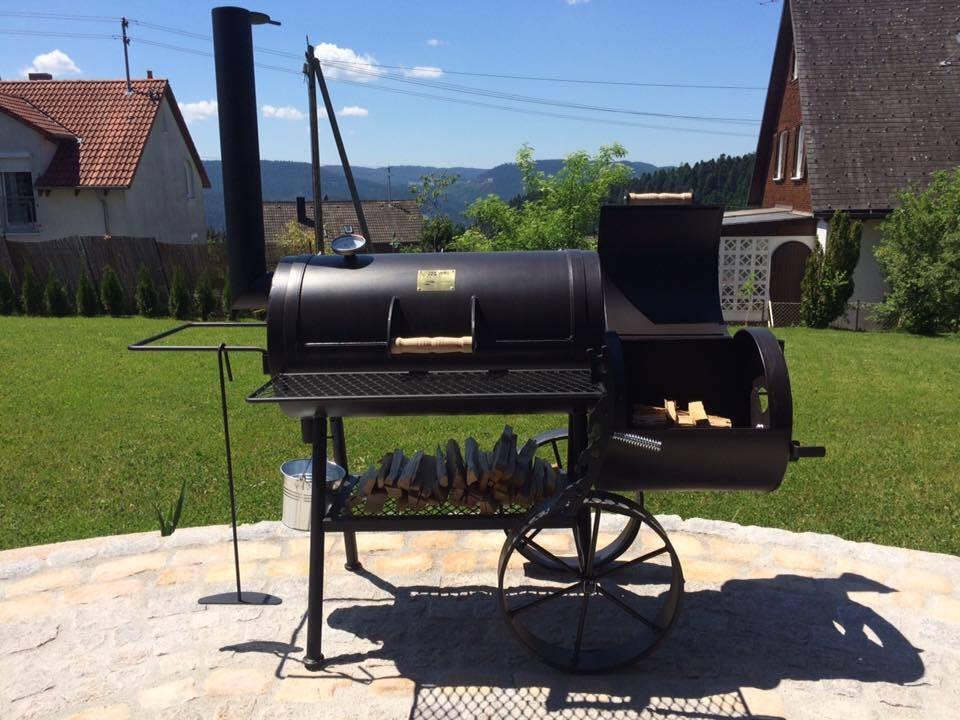 "Joe`s BBQ Smoker 16"" Tradition JS33750"