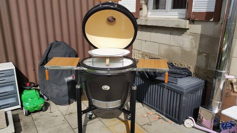 Monolith Keramik Grill LeChef Limited Edition