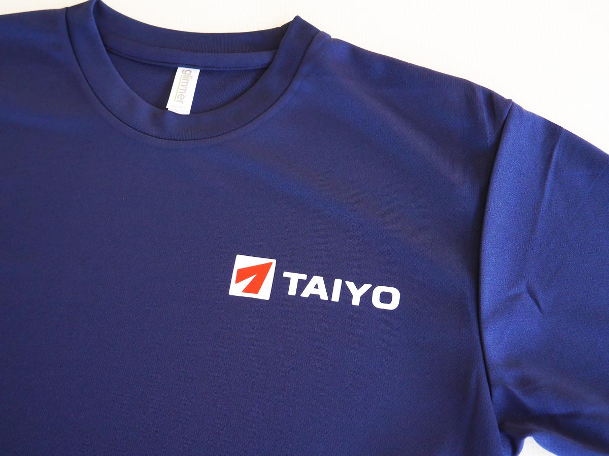 広島県府中市【太洋自動車工業】様のオリジナルTシャツの製作