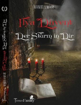 »Ilya Duvent - Der Sturm in Dir« von Manuela Maer