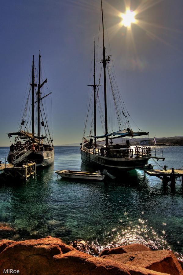 Am Jachthafen Eilat