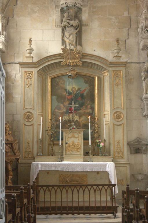 Chapelle de la Vierge (photo DD)
