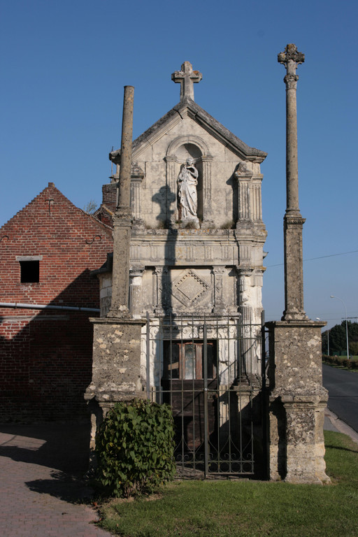La chapelle Sainte-Marie-Madeleine (photo DD)