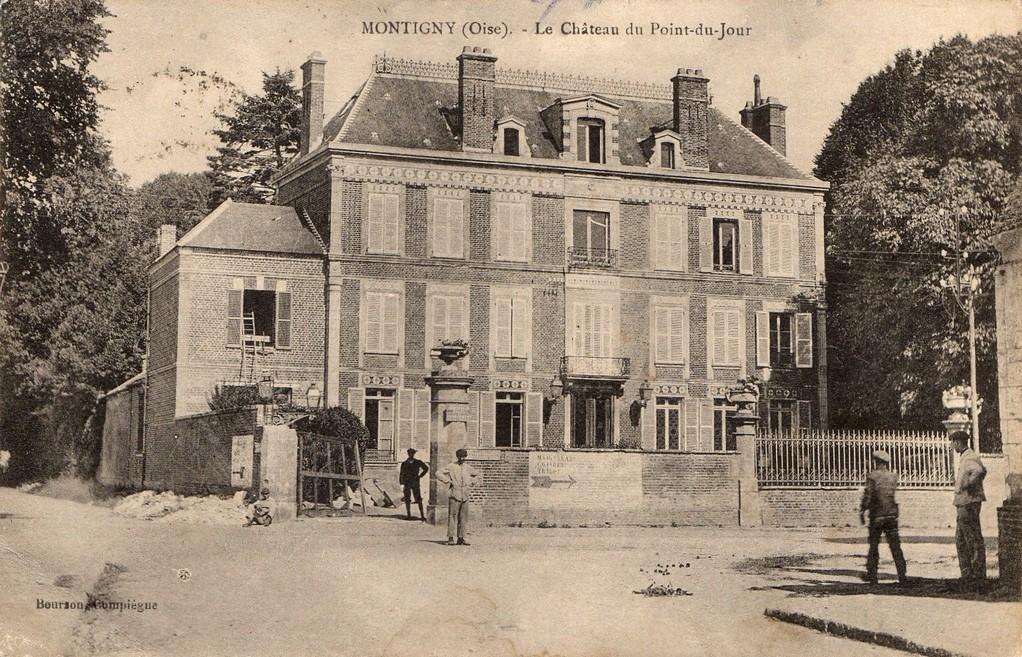 Le Château du Point-du-Jour