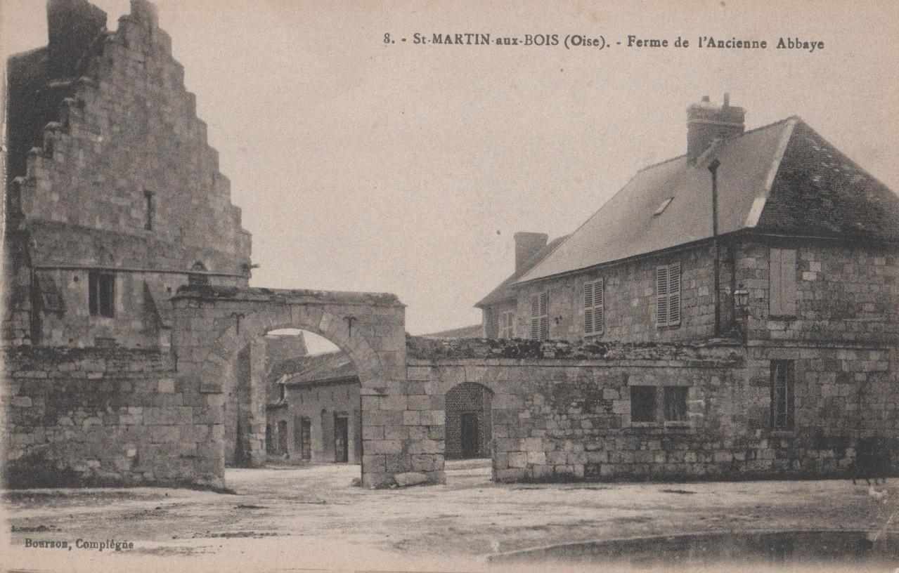 Ferme de l'Ancienne Abbaye (collection particulière)