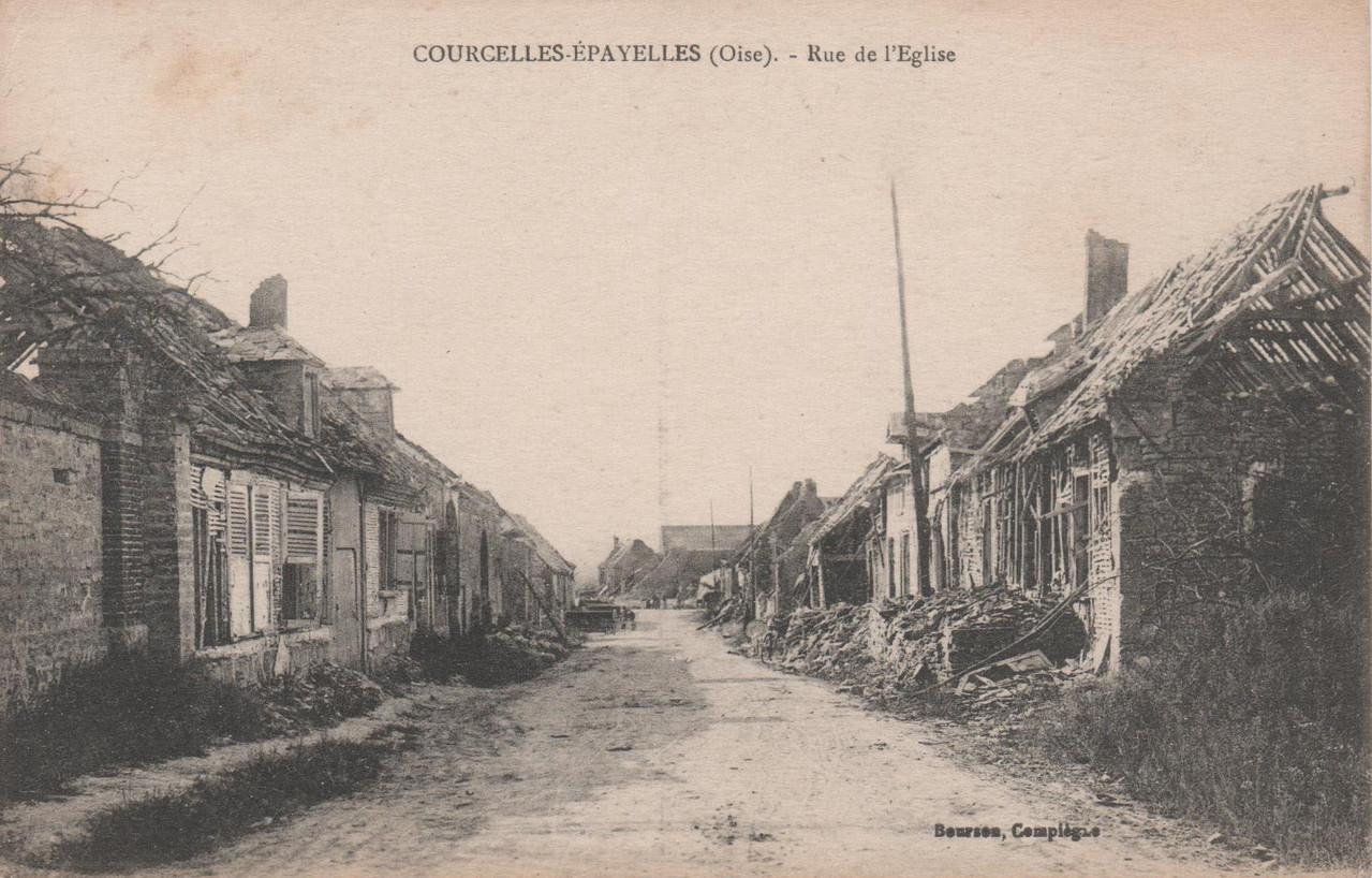 Rue de l'Eglise (collection particulière)