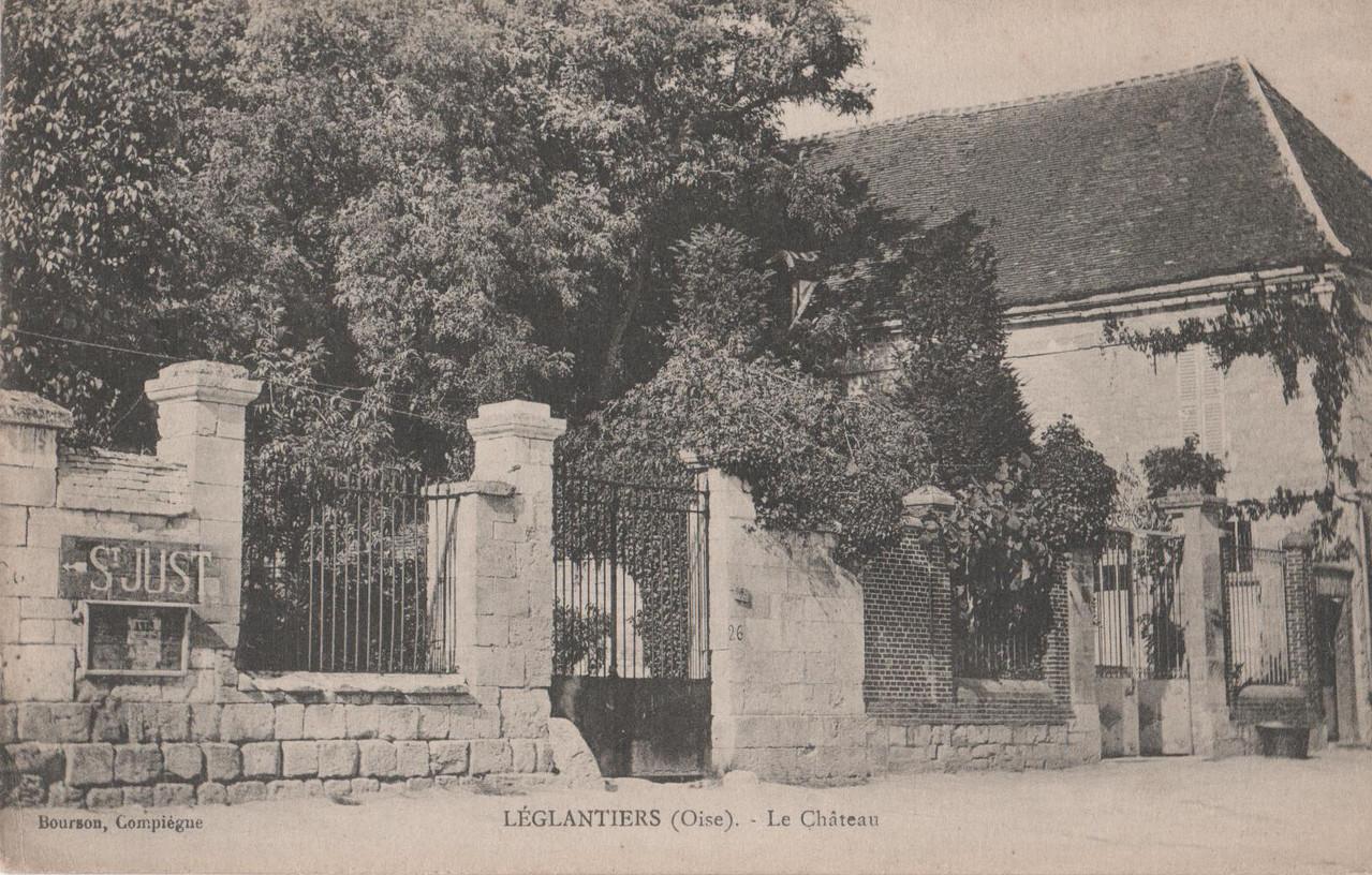 Le Château - Grande Rue (collection particulière)