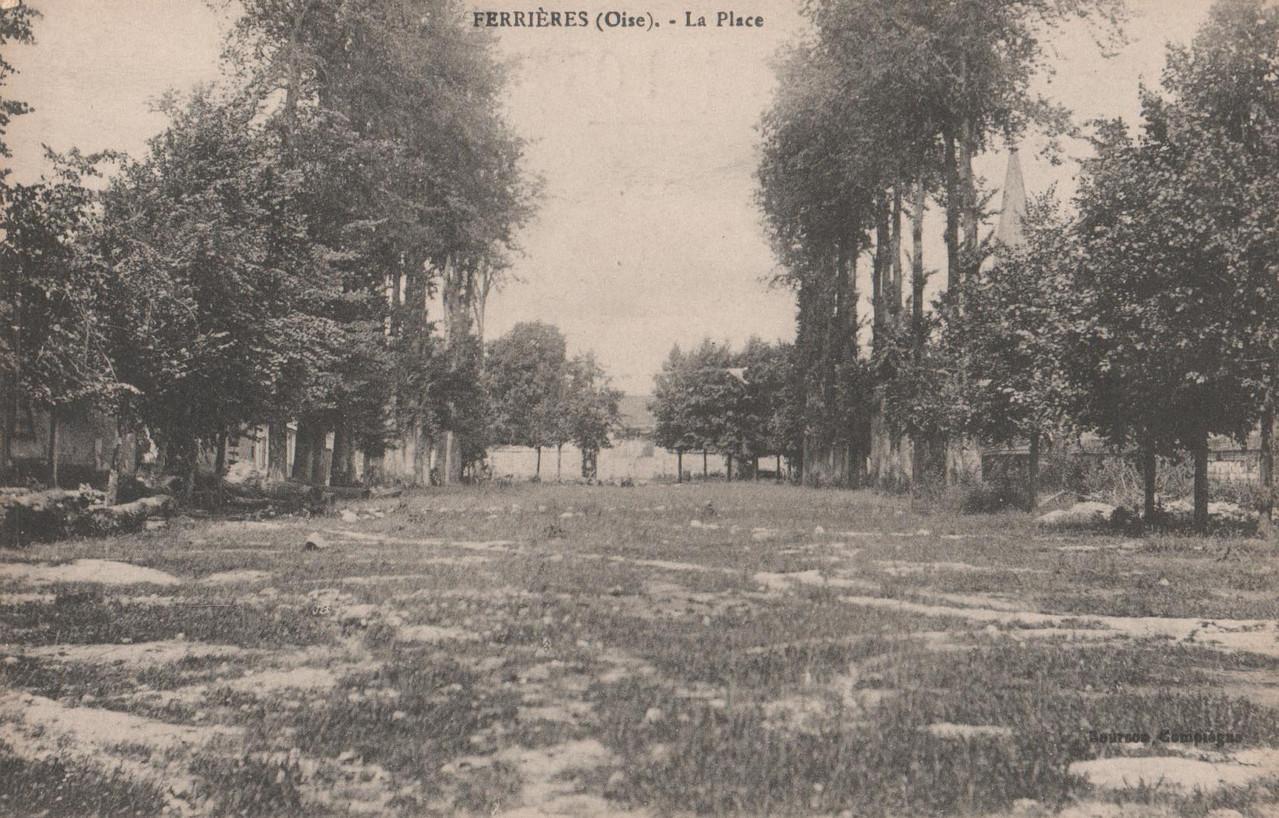 La Place (collection particulière)