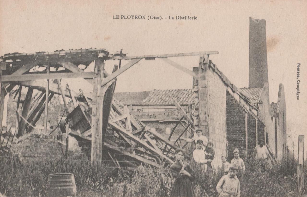 La Distillerie (collection particulière)