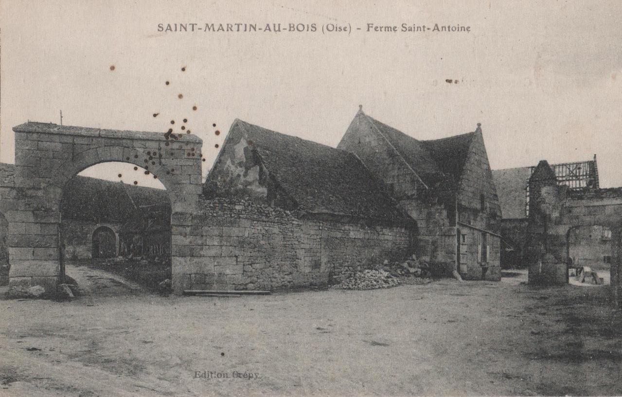 Ferme Saint-Antoine (collection particulière)