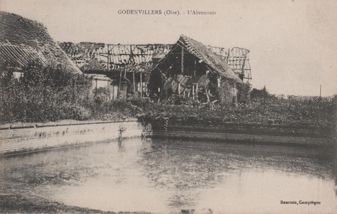 L'Abreuvoir (collection particulière)
