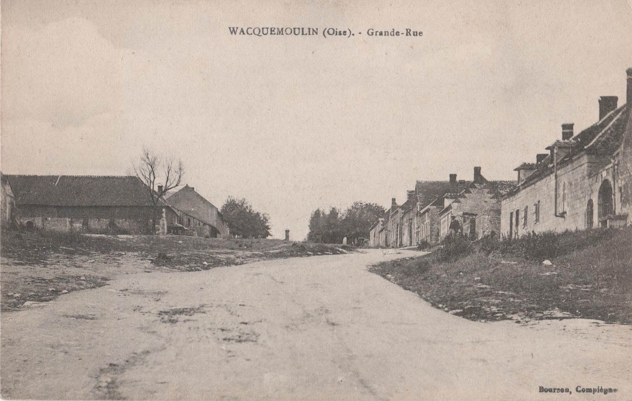 Grande Rue (collection particulière)