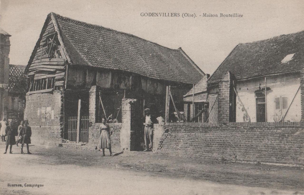 Maison Bouteillier (collection particulière)