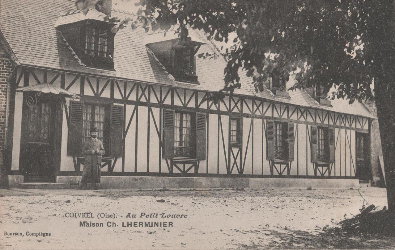 Le Petit Louvre, Maison Ch. Lherminier