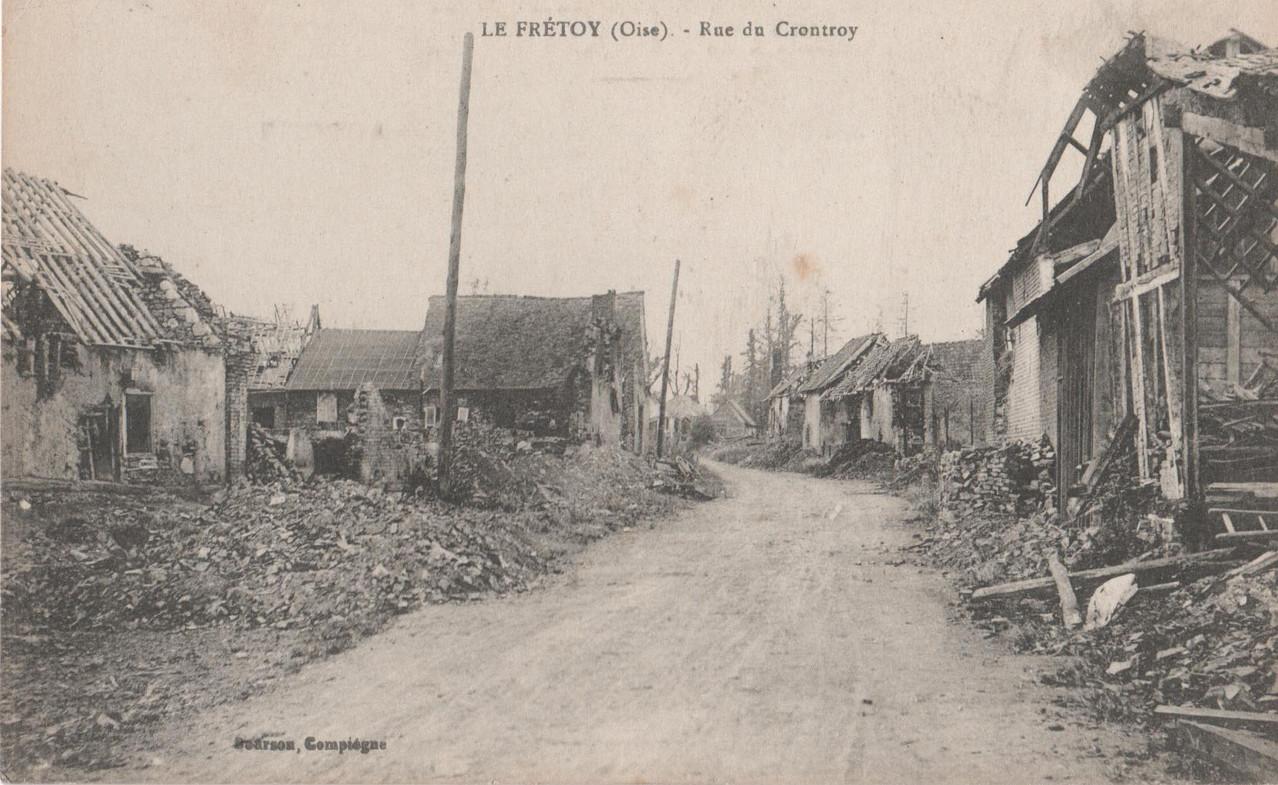 Rue du Tronquoy (collection particulière