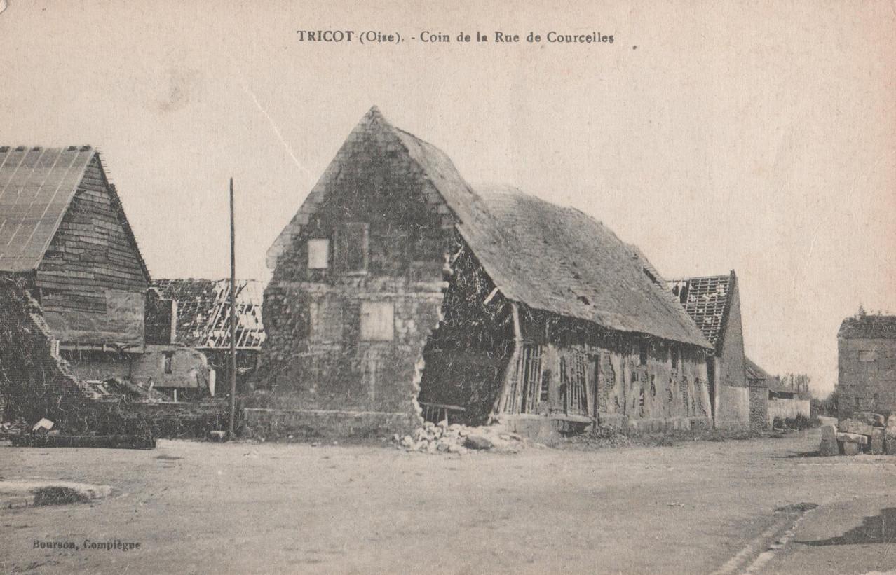 Coin de la Rue de Courcelles (collection particulière)