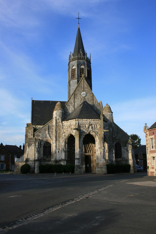 Eglise Sainte-Marie-Madeleine (photo DD)