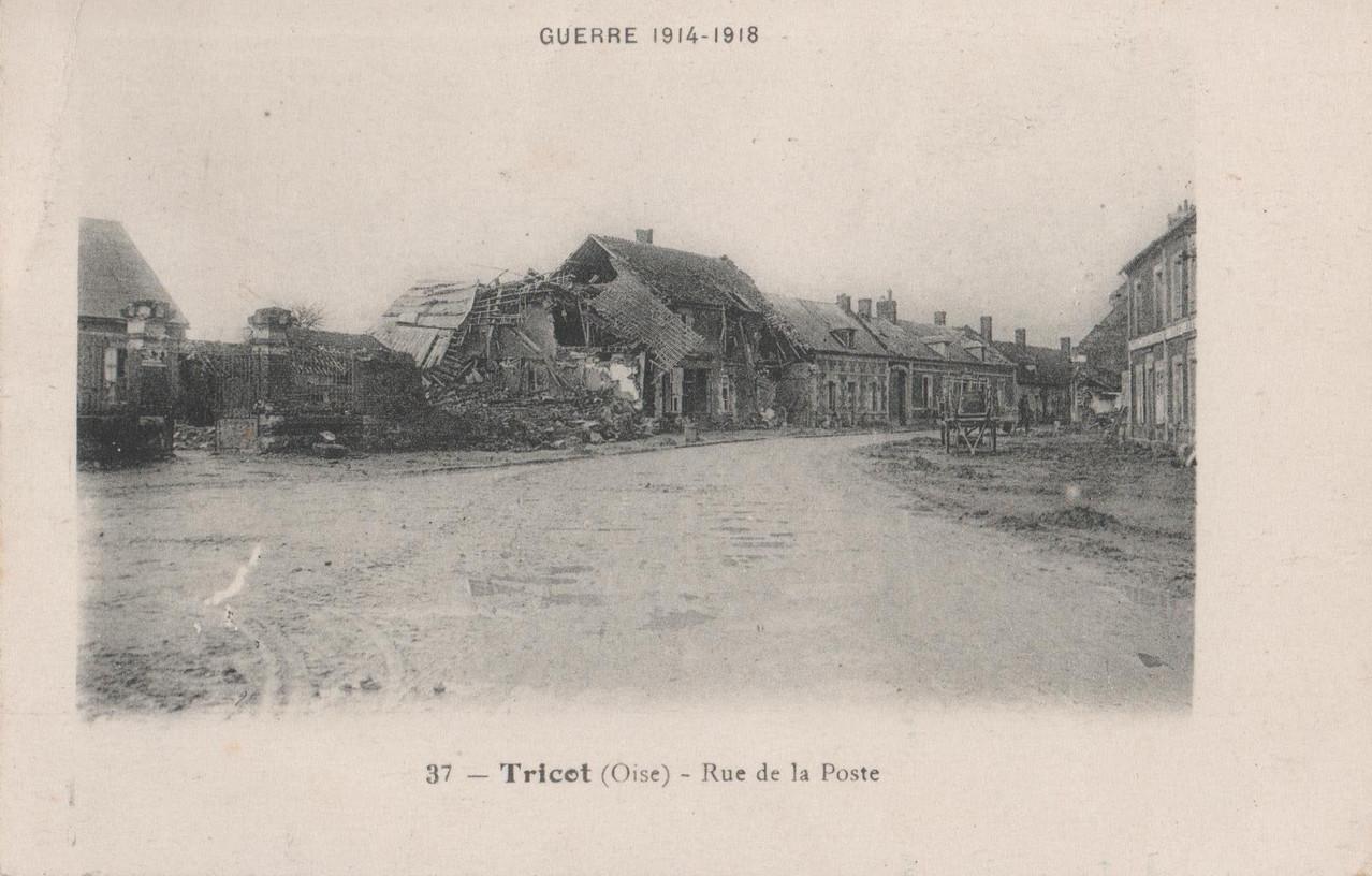 Rue de la Poste (collection particulière)