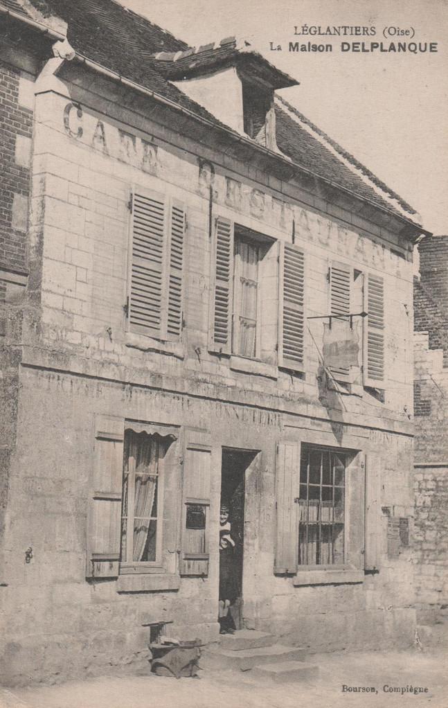 La Maison Delplanque (collection particulière)