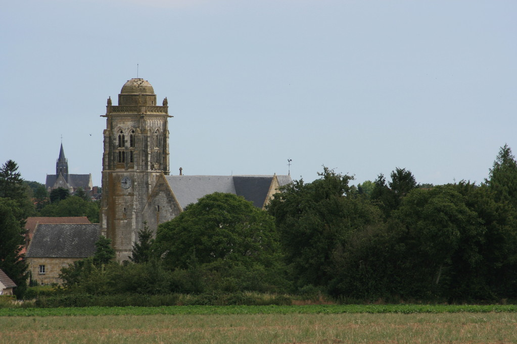 Les 2 églises (photo DD)