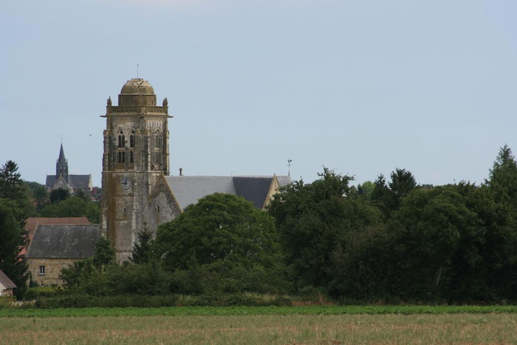 Les 2 églises (photo DD)