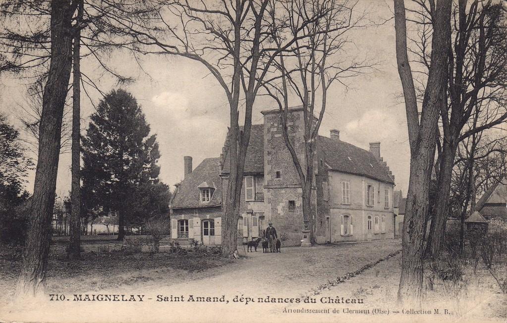 Château de Saint-Amand