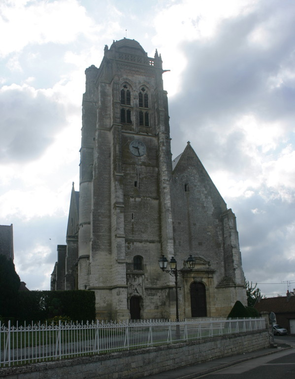 Eglise Saint-Martin (photo DD)