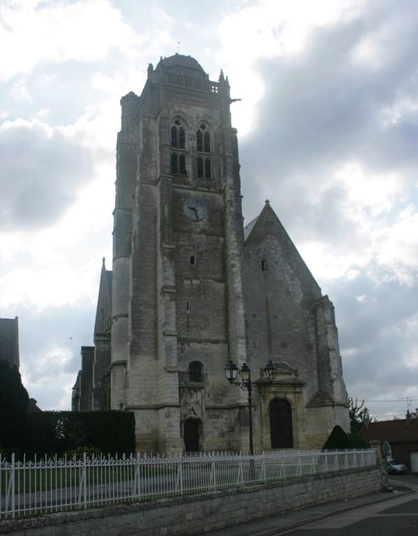 Eglise Saint-Martin (photo DD)