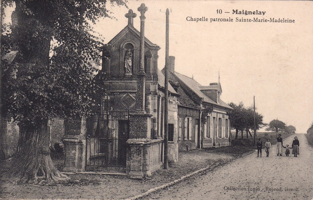 Chapelle Sainte-Marie-Madeleine