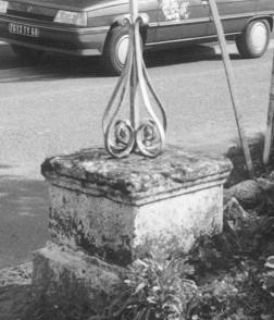 Calvaire Grande rue (ph AdB 1997)
