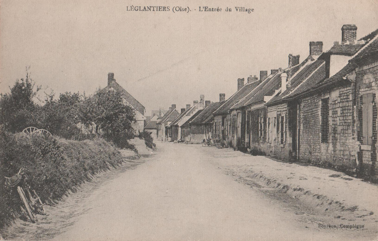 L'Entrée du Village (collection particulière)