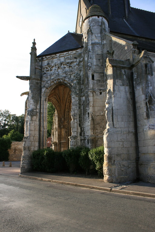 Eglise Sainte-Marie-Madeleine (photo DD)