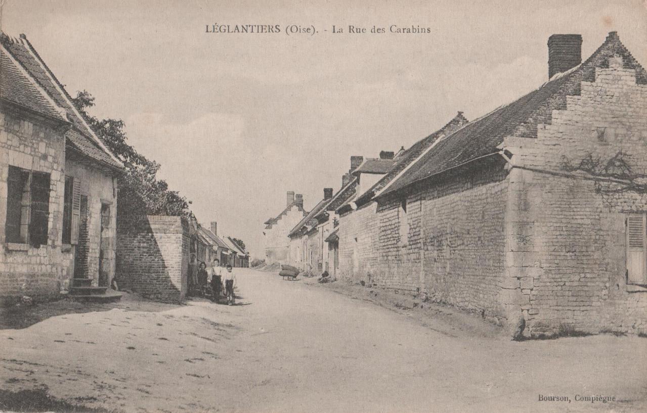 La Rue des Carabins (collection particulière)