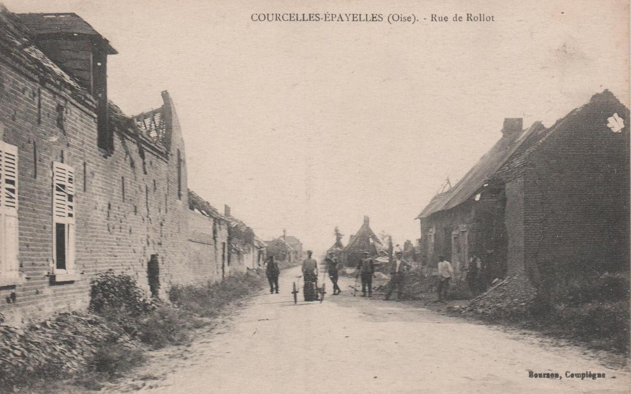 Rue de Rollot (collection particulière)