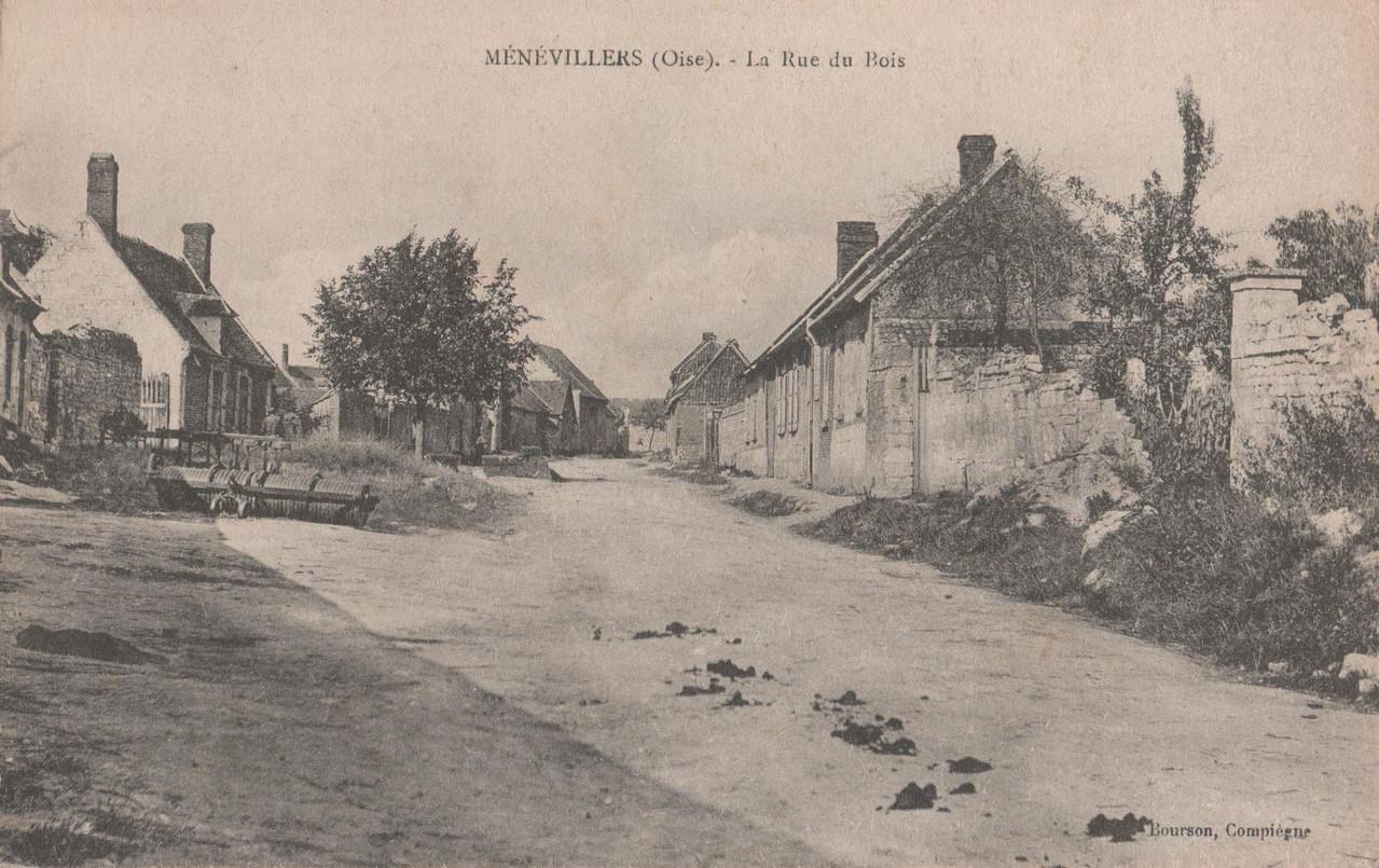 La Rue du Bois (collection particulière)