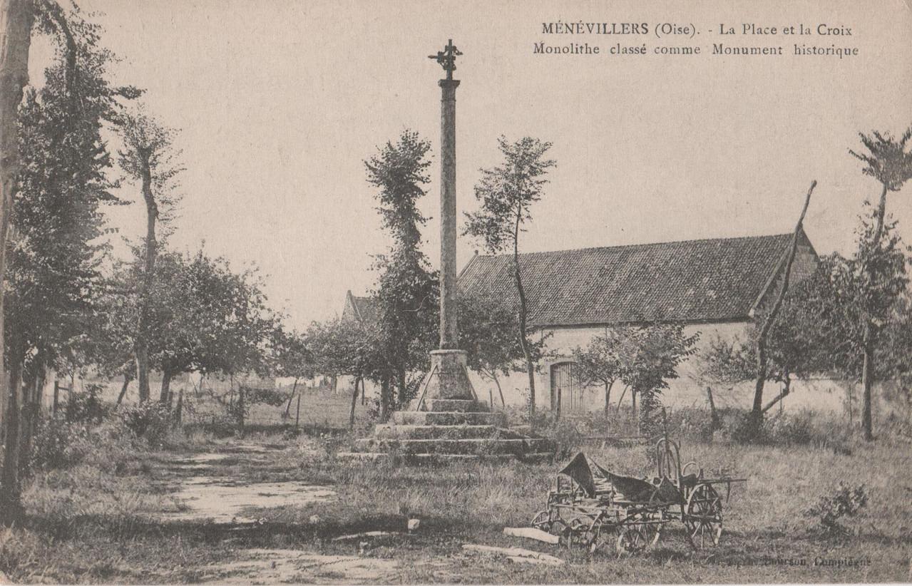La Place et la Croix (collection particulière)