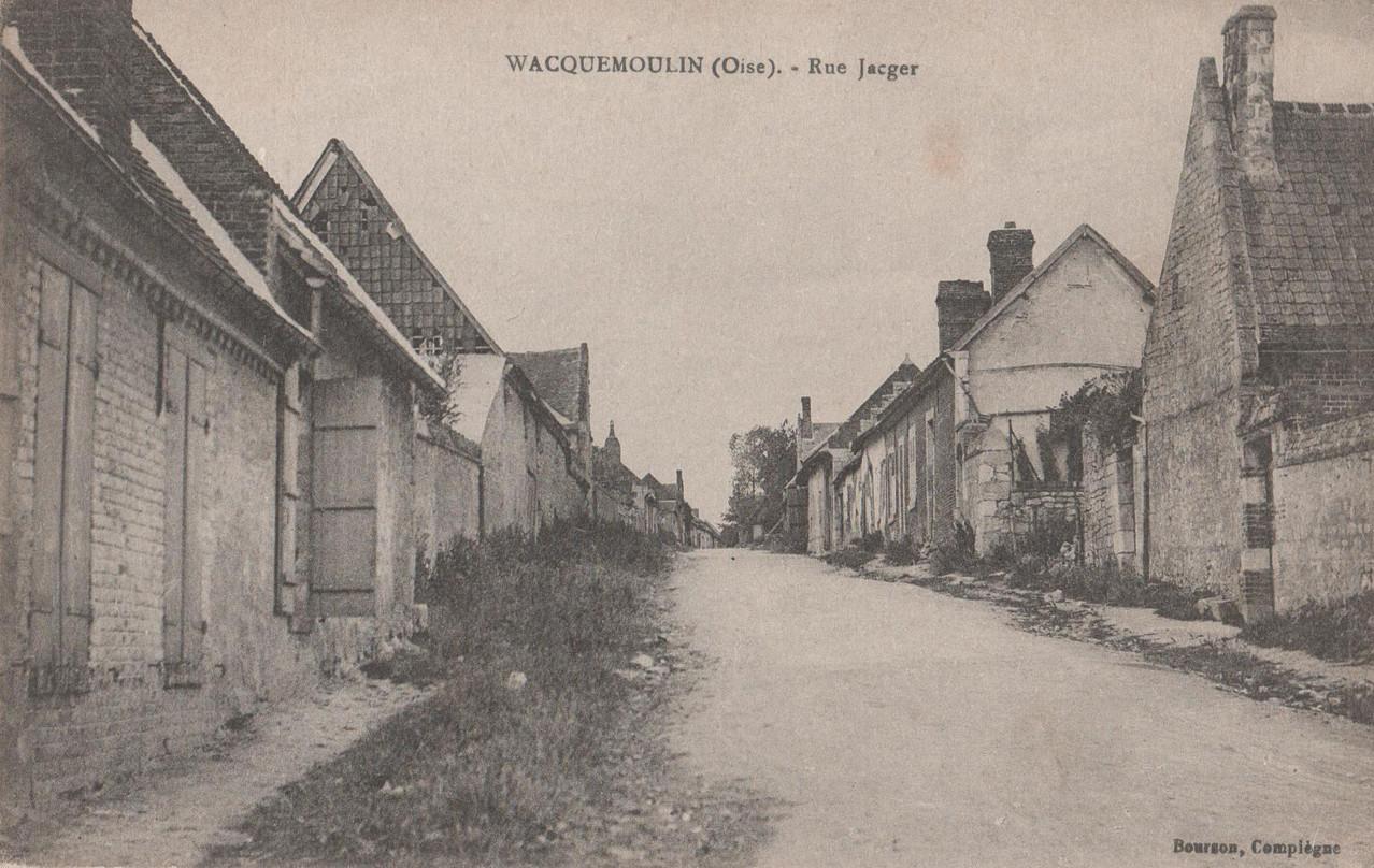 Rue Jacger (collection particulière)