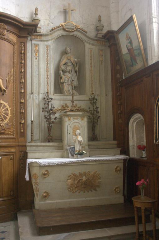 Chapelle Saint-Marclou (photo DD)
