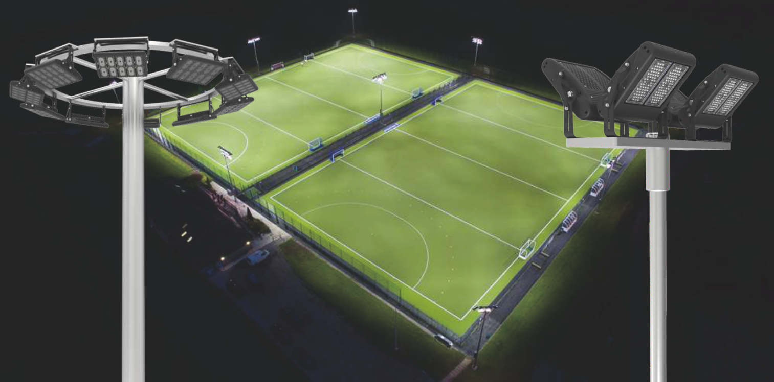Home - BBM Ledproducts, Ledverlichting Sportvelden