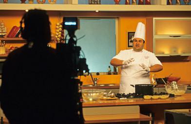 Chef Ramzi in seinem Studio in Beirut